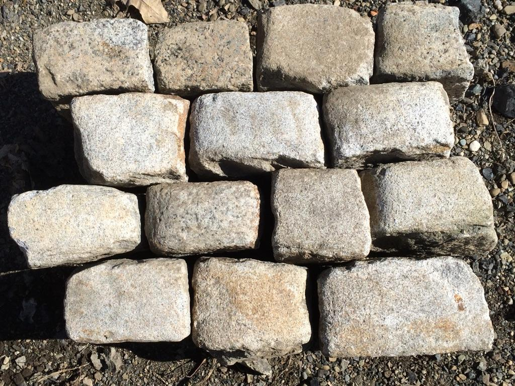 Granite Cobblestones